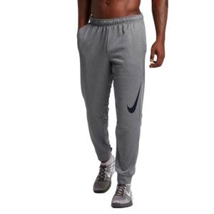 Nike Therma Fit Men's Gray Joggers.